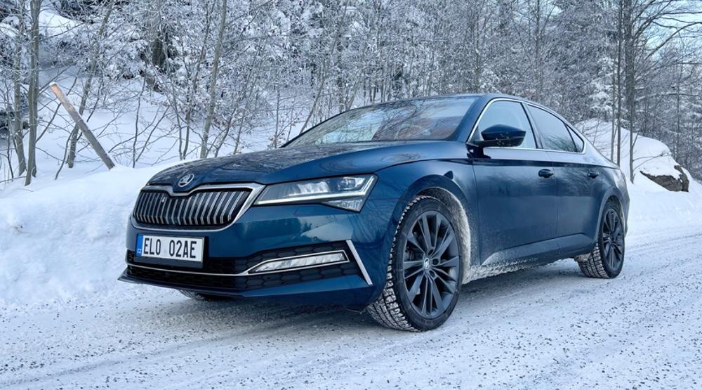 Škoda Superb iV – pocity z (náhradního) auta